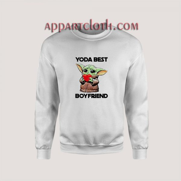 Yoda Best Husband Sweatshirts