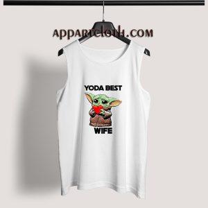 Yoda Best Wife Tank Top