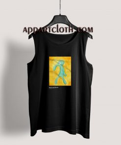 Bold And Brash Painting Squidward Tentacles Tank Top