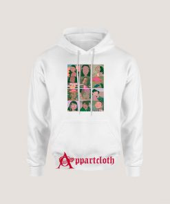 Cree Summer Is A Legend Characters Hoodie