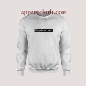 Daydreamer Slogan Sweatshirt