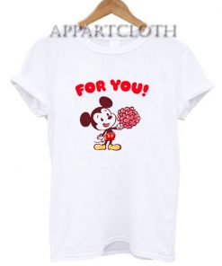 Disney Valentines Shirts