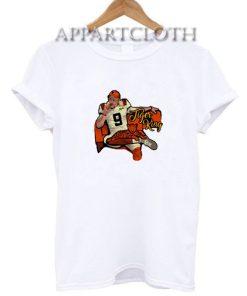 Joe Burrow Bengal King T-Shirt