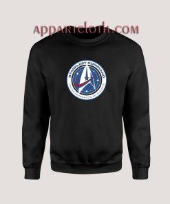 Star Trek Logo Sweatshirts