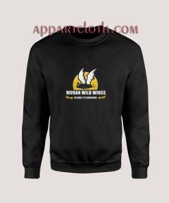 Bat Wuhan Wild Wings Sweatshirt