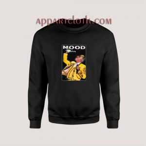 Vicente fernández drinking and singing mood Sweatshirt