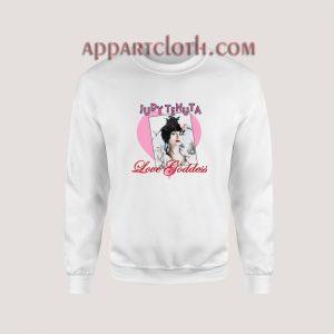 Vintage Judy Tenuta Love Goddes Sweatshirt