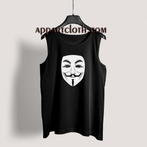Anonymous Mask Tank Top