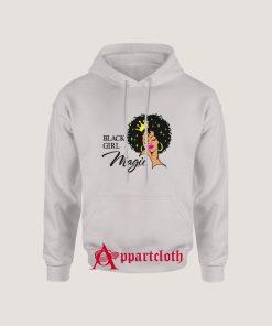 Black Girl Magic Lady Woman With Crown Hoodie Size S, M, L, XL, 2L, 3XL