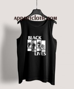 Black Lives Movement BLM George Floyd Protests Tank Top for Unisex