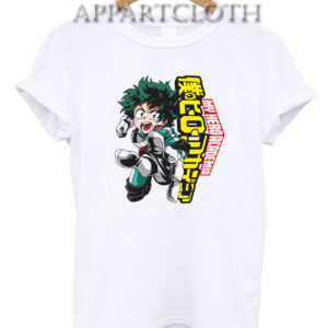 Boku No Hero My Hero Academia Deku T-Shirt
