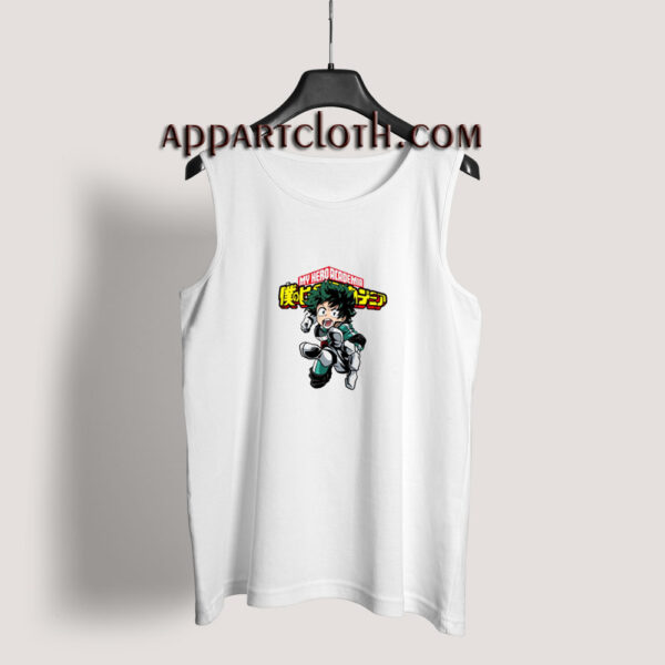 Deku My Hero Academia Tank Top