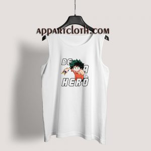Deku Retro 80s Tank Top