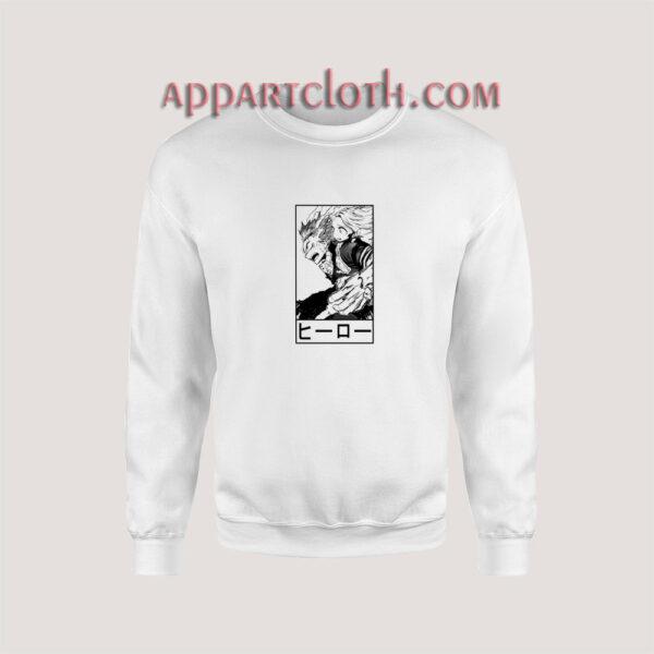 Full Cowl Deku Sweatshirt