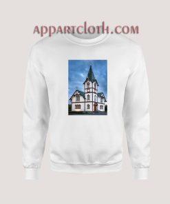 Husavik Church Iceland Sweatshirt