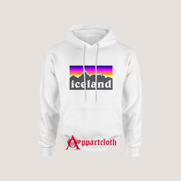 Iceland Hoodie Hoodie
