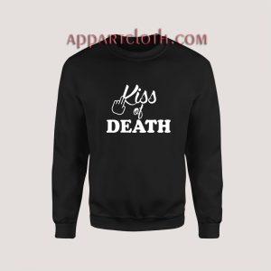 Kiss Of Death Mario Elie Slim Sweatshirt for Unisex