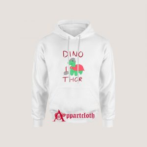 Dino – Thor Hoodie for Unisex