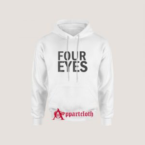 Four Eyes Hoodie for Unisex