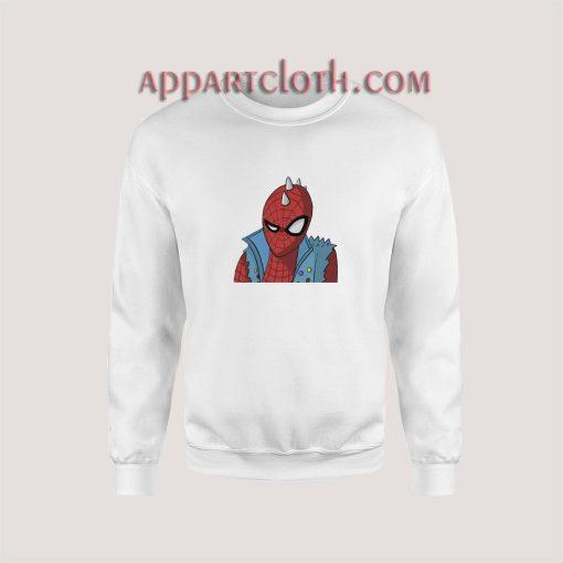 Funny Movie Spider Punk Sweatshirt