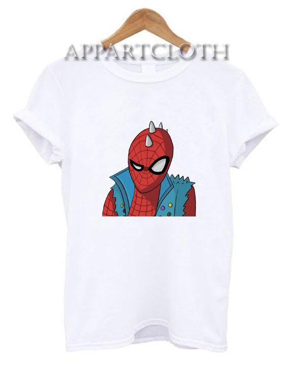 Funny Movie Spider Punk T-Shirt