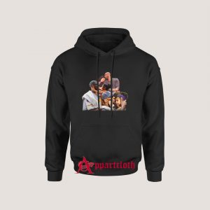 Kobe Bryant And Gigi Hoodie for Unisex