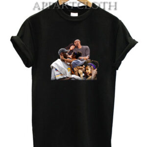 Kobe Bryant And Gigi T-Shirt for Unisex