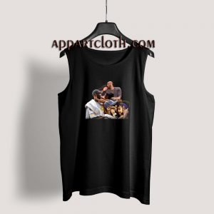 Kobe Bryant And Gigi Tank Top for Unisex