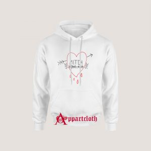 Mitch Rowland She Hoodie for Unisex