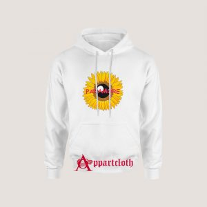 Paramore Sunflower Hoodie for Unisex