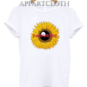 Paramore Sunflower T-Shirt for Unisex