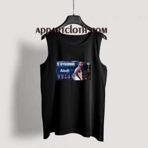 Top Peformance Abdi Tank Top for Men's or Women's