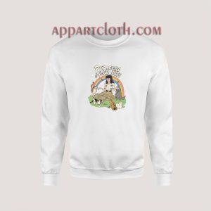 Disney Princess Of Feral Cats Sweatshirt