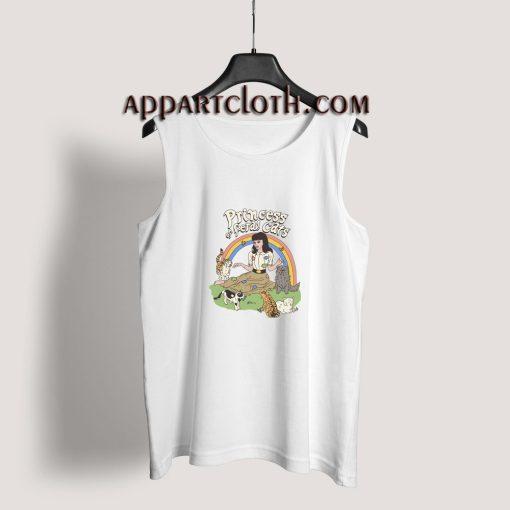 Disney Princess Of Feral Cats Tank Top