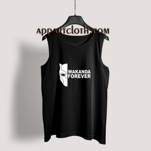 Forever Black Panther Tank Top