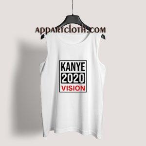 Kanye 2020 Vision Tank Top