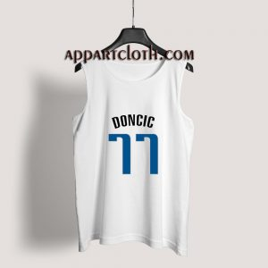 Luka Doncic Tank Top for Unisex