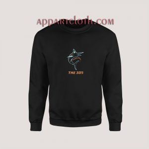 Miami Marlins 305 Sweatshirt