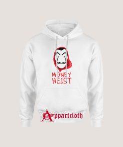 Money Heist La Casa De Papel Hoodie
