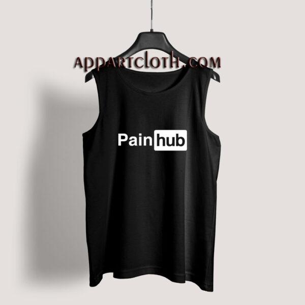 Pain Hub Tank Top