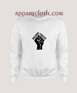 Parody Wakanda Forever BLM Sweatshirt