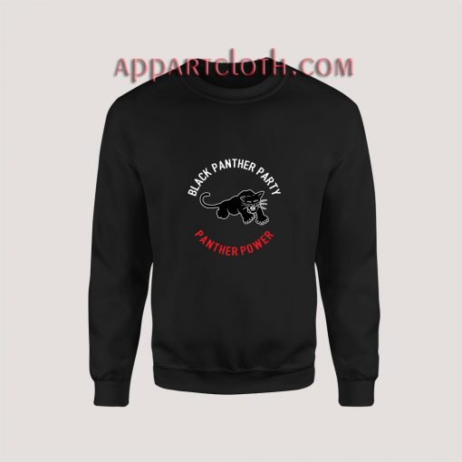 Black Panther Party Sweatshirt