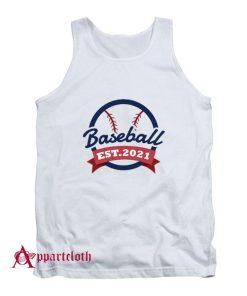 Baseball Tank Top