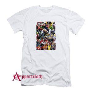 Black Heroes Matter T-Shirt
