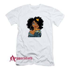 Black Queen Black Girl Magic Black Woman T-Shirt