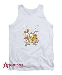 Garfield Friends Are Best Tank Top