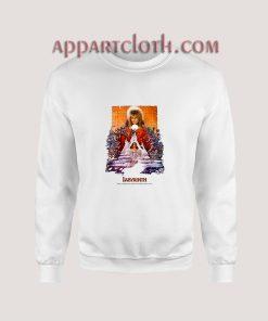 Labyrinth David Bowie Goblin King Movie Sweatshirt