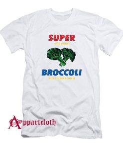 Nct 127 Johnny Super Broccoli T-Shirt