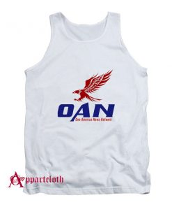Oan One America News Network Tank Top