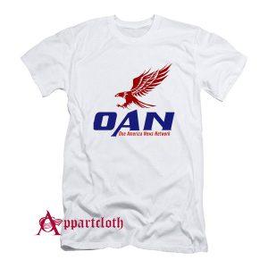 Oan One America News Network T-Shirt